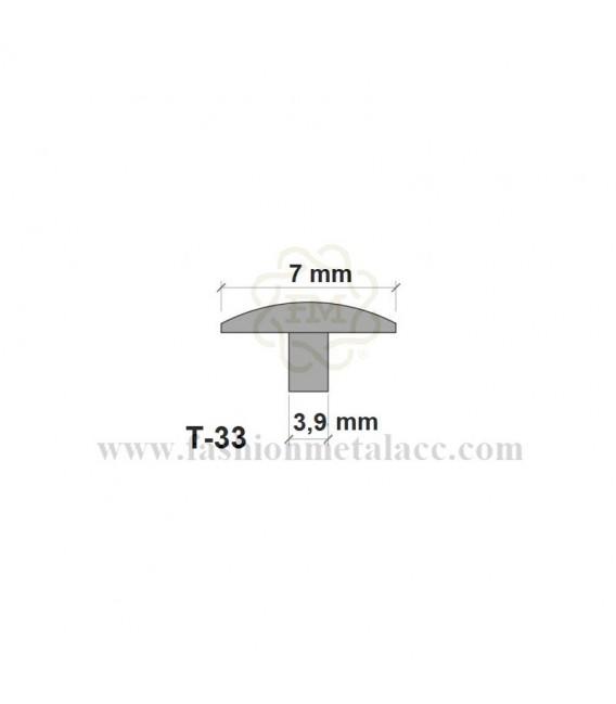 Remache hembra T-33 (Paquetes 100 uds)