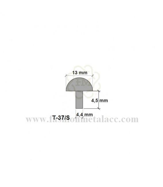 Remache hembra esfera T-37/S (Paquetes 100 uds.)