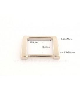 Anilla rectangular 2284/25