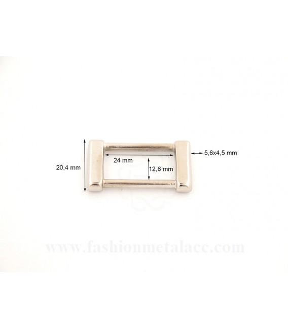 Anilla rectangular 1087/25