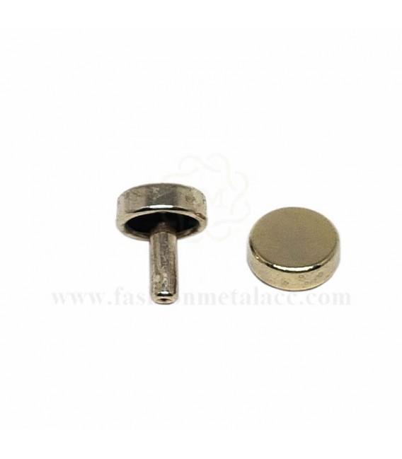 Remache doble cabeza relieve 367 (Paquetes 100 uds.)