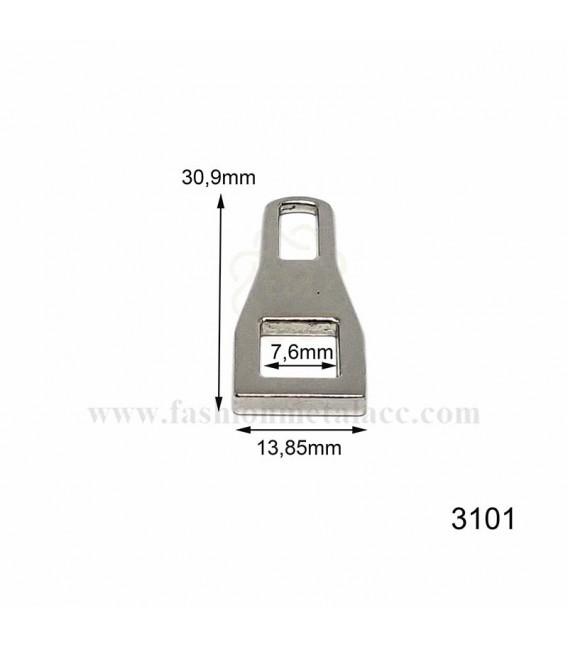 3101 Tirador cremallera