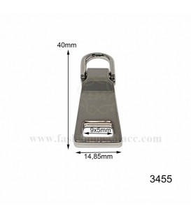 3455 Tirador cremallera