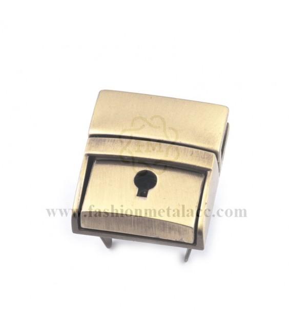 Broche tupi con llave 1189/P