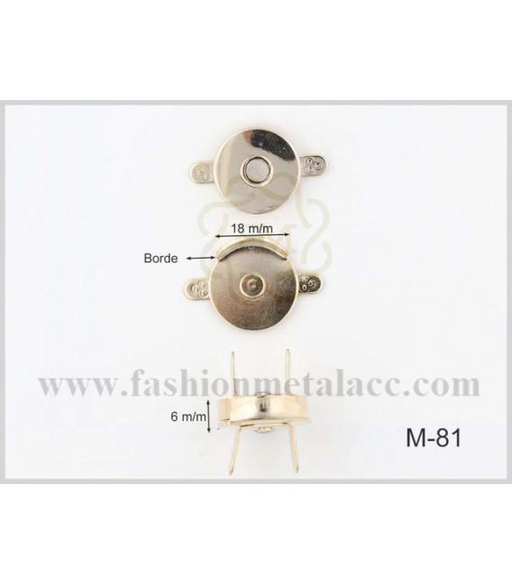Broche Imán M-81/F