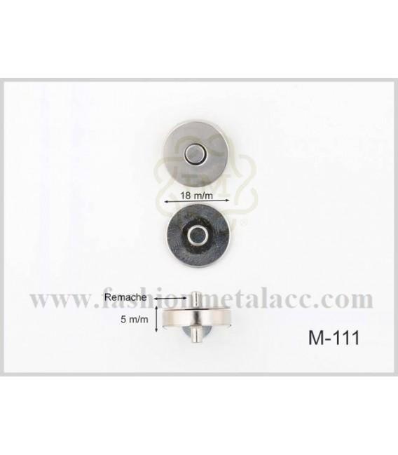 Broche imán M-111