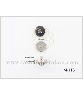 Broche imán M-113