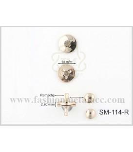 Broche imán SM-114/R