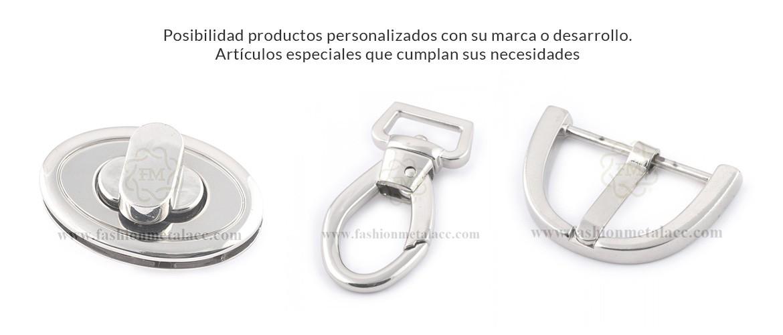 Posibilidad productos personalizados